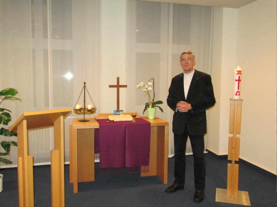 Pfarrer Martin Gräßer
