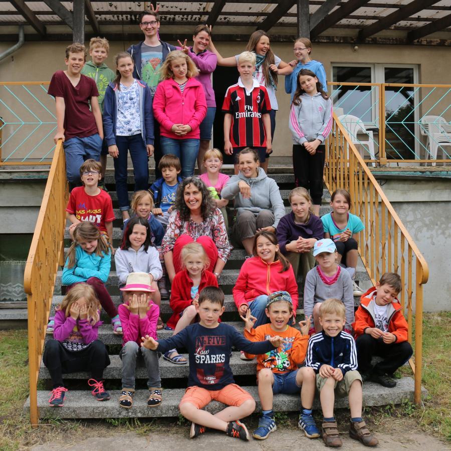 Probenrüstzeit in Schönberg am 13. und 14. Juni 2015