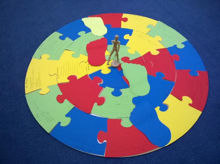 Puzzle Geko