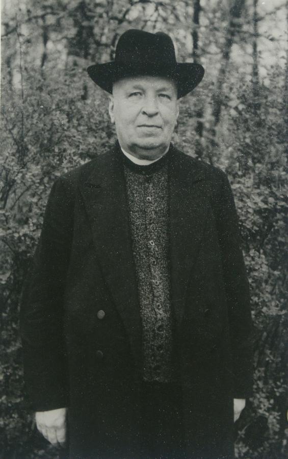 Dr. Heinrich Zimmermann