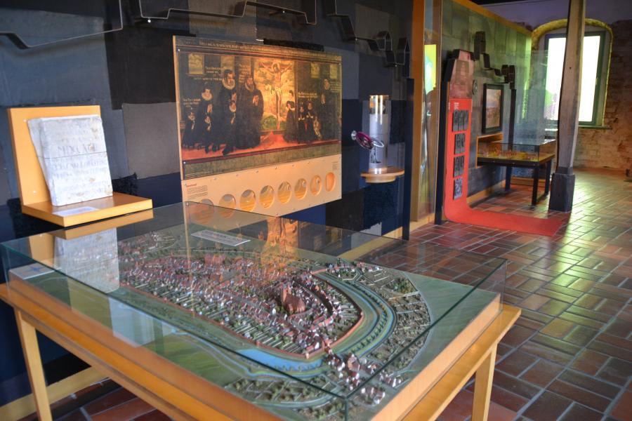 Museum Stadtgeschichte im Mönchenkloster