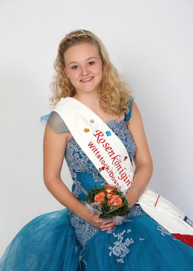Wittstocker Rosenkönigin Vivien I