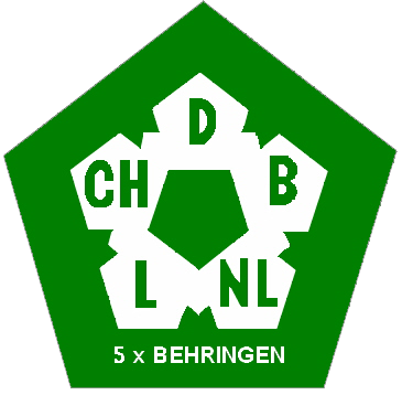 Verein 5 x Behringen International
