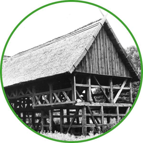 60 Jahre Freilandmuseum Lehde_Historisches Musuemsgebäuse_Foto Körner_Sammlung Museum OSL