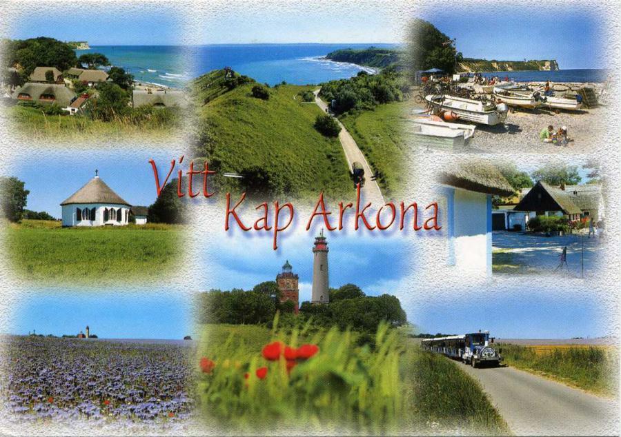 Vitt Kap Arkona