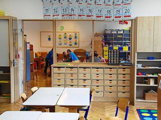 Klassenraum