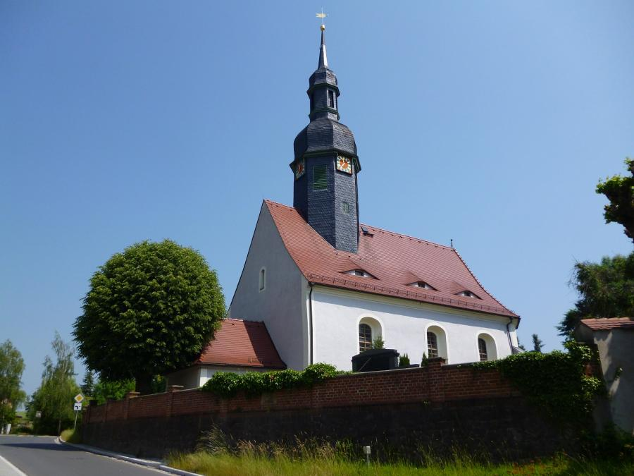 Kirche Ziegenhain