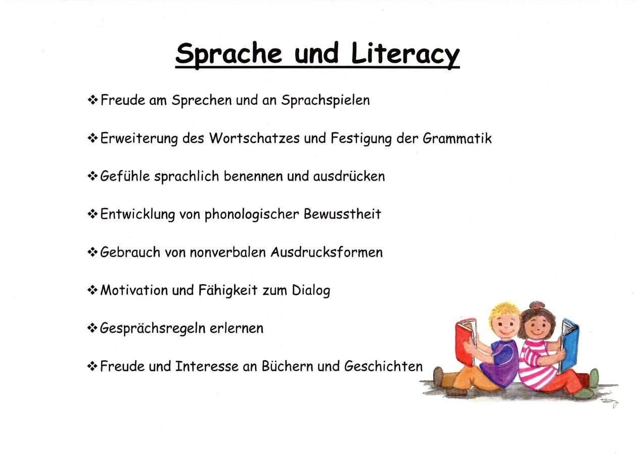 Sprache und Literacy