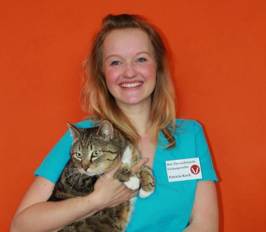 Patricia Koch (Tiermedizinische Fachangestellte)