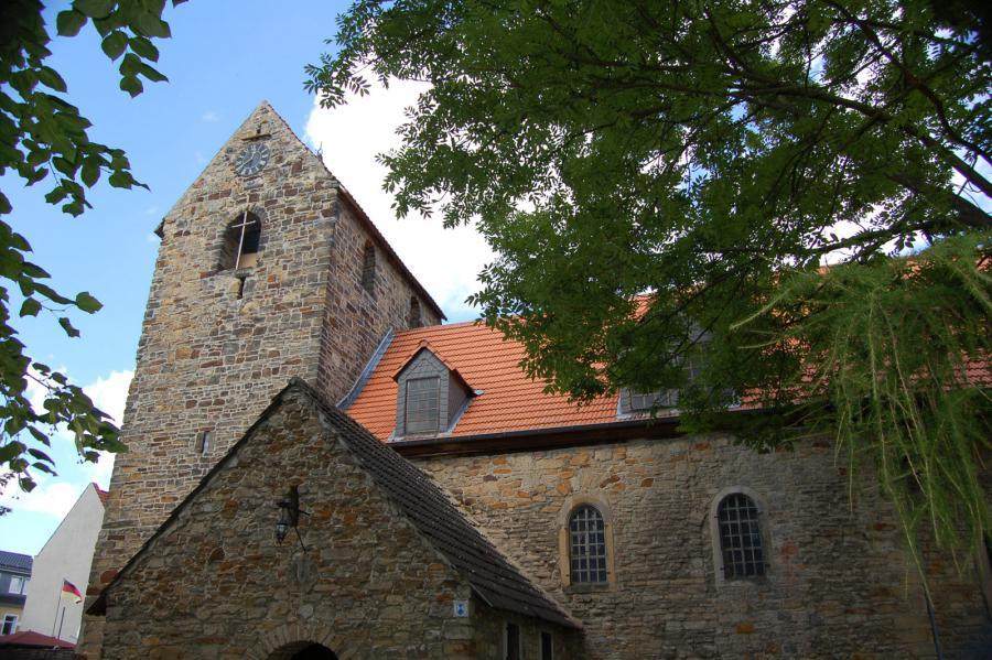 St. Stephanus Kirche Ottleben