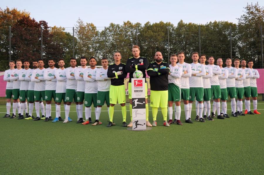 2.Mannschaft Saison 201-2020-03