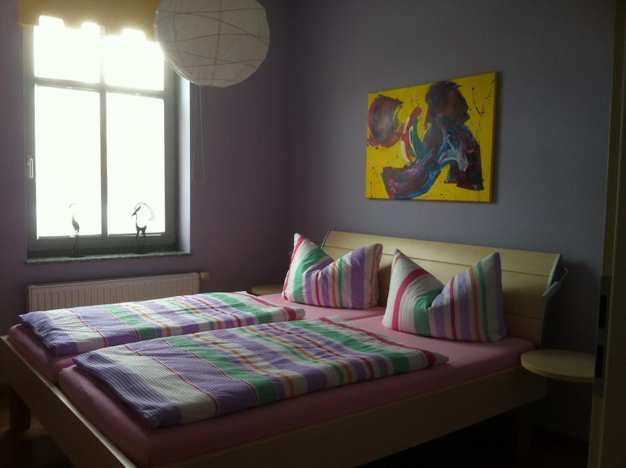 Schlafzimmer Whg 2