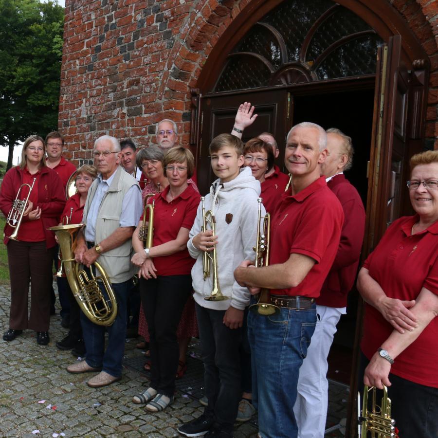 Posaunenchor auf Tour vom 25.-28. August 2017