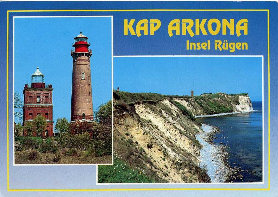 Kap Arkona Insel Rügen 1994