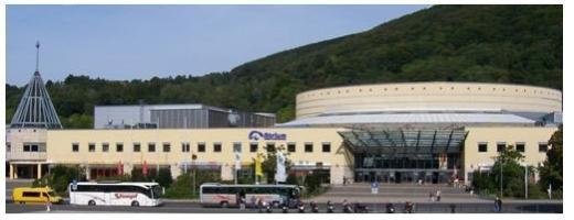 Congress Centrum - Suhl