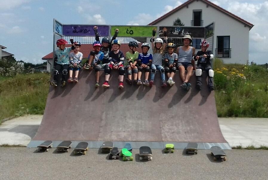 Skateboardkurs 2019
