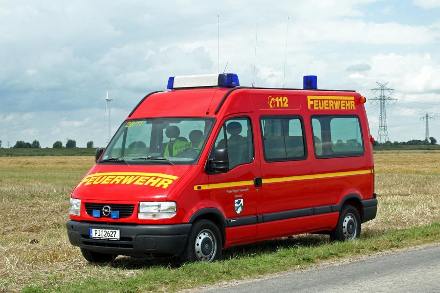 Einsatzleitwagen ELW 1 (Foto: www.bos-pinneberg.de)
