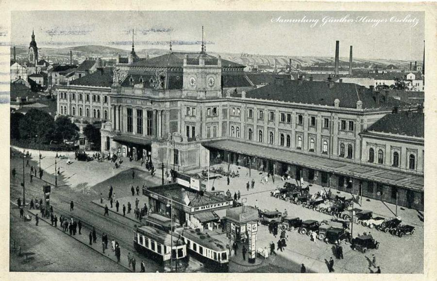 Brno- Nadrazi