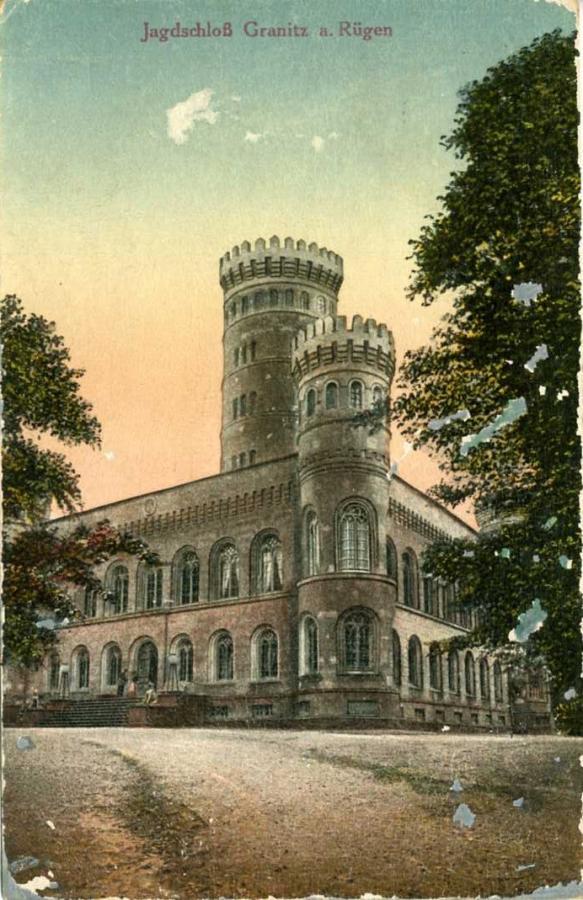 Jagdschloß Granitz 1921