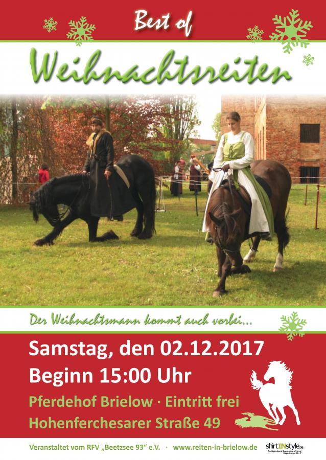 2017 WR Plakat