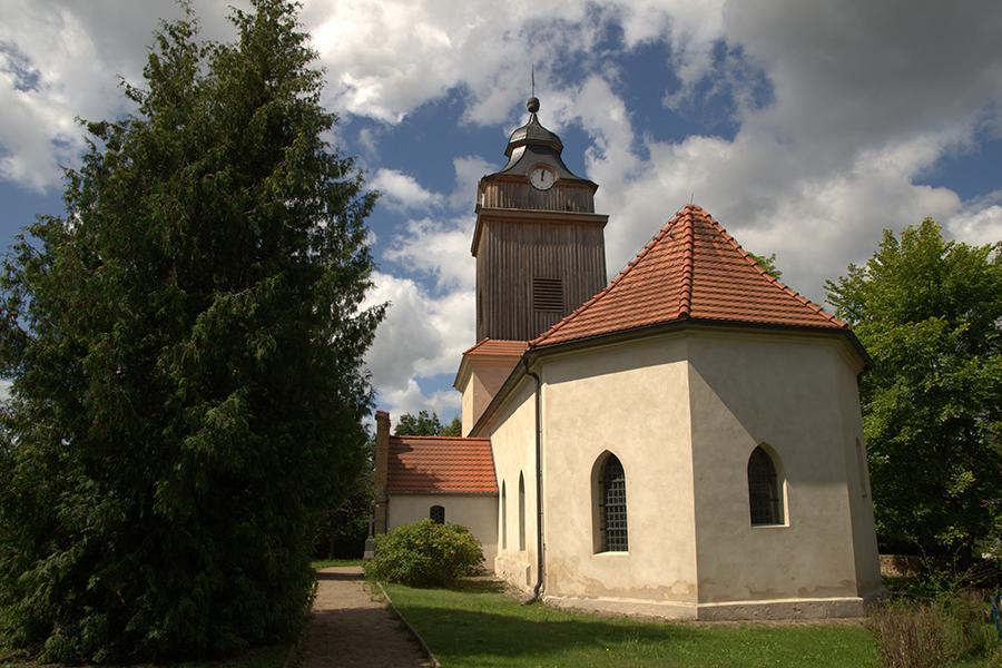 Dorfkirche Basdorf_Foto: Gerigk