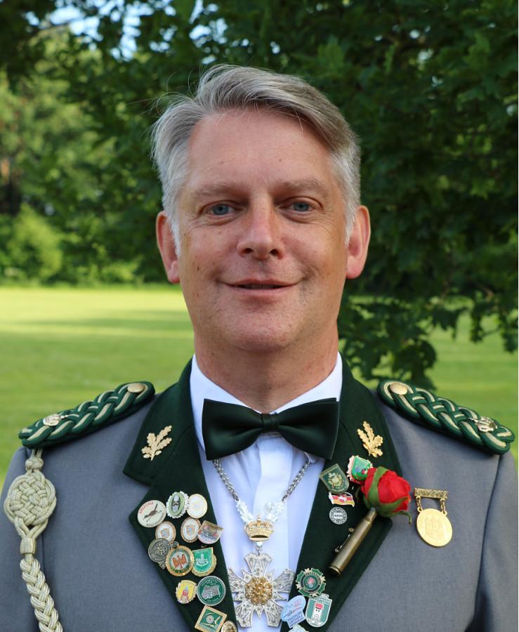 Stellvertretender Medienreferent Klaus Meier 2017