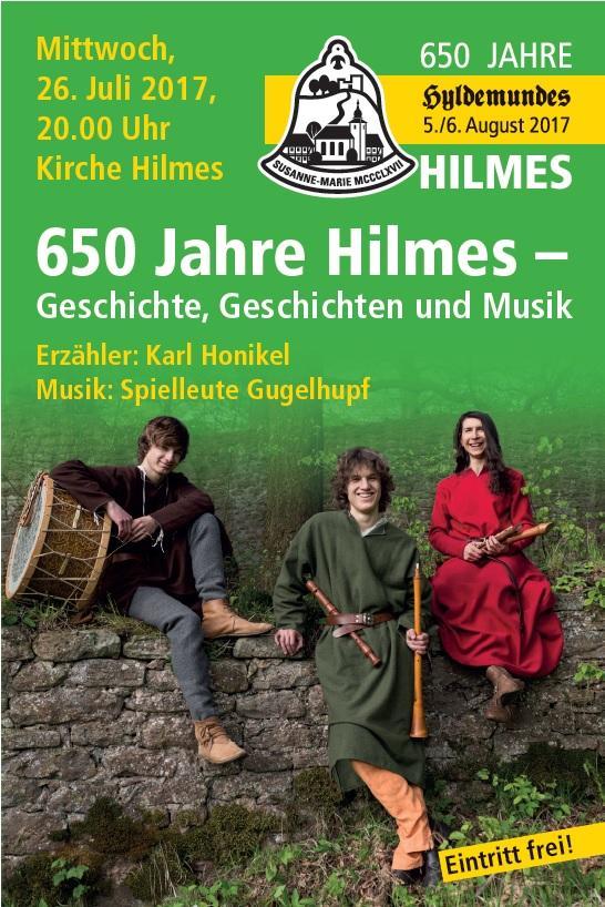 650 Jahre Hilmes