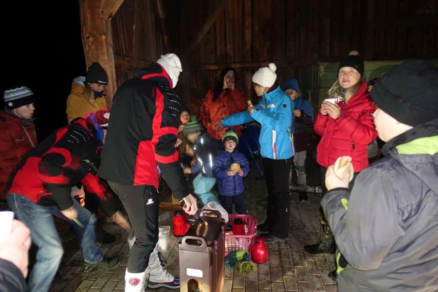 Nachtwanderung Jugend Miltach 2018 2