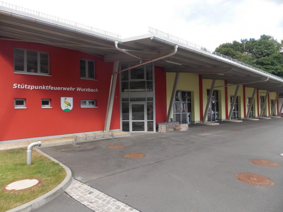 Gerätehaus Wurzbach