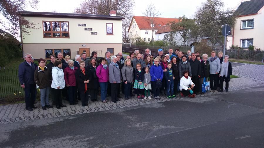 Gastgeber & Gäste aus Großvillars