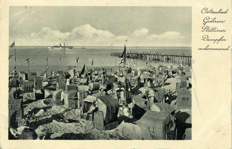 Göhren 1935
