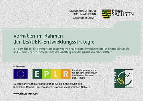 Veröffentlichung EPLR
