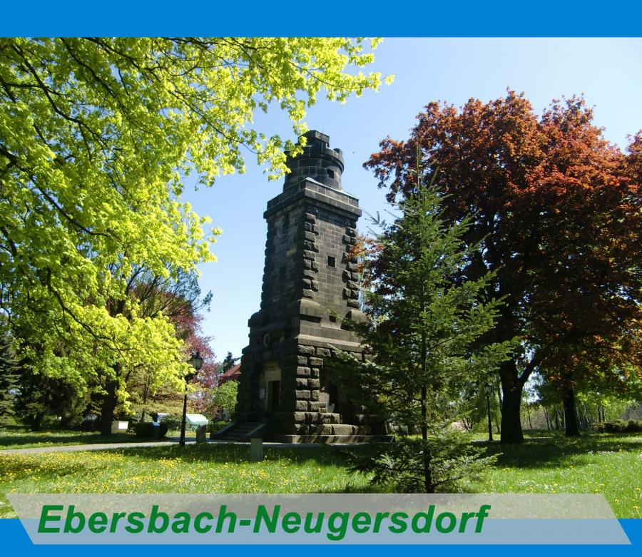 Ebersbach Neugersdorf Button