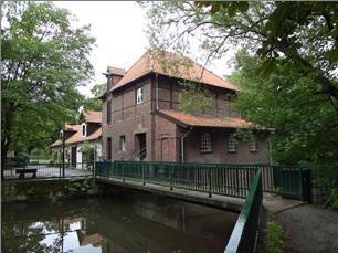 Plagemann´s Mühle mit Sägewerk