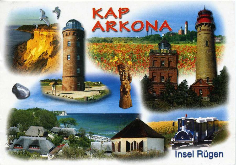 Kap Arkona Insel Rügen 2002