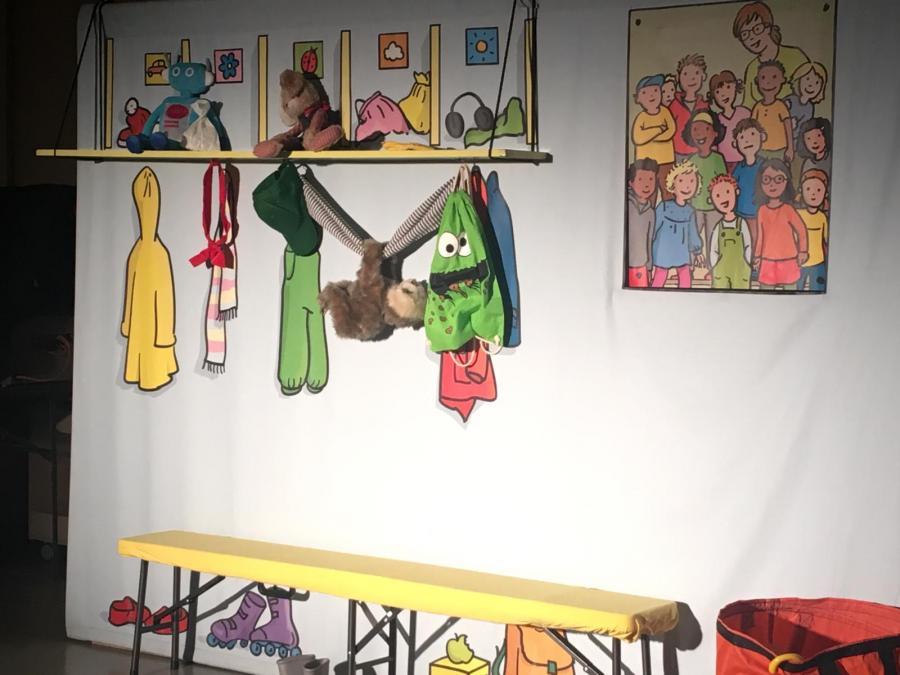 Puppentheater Sina und Tim
