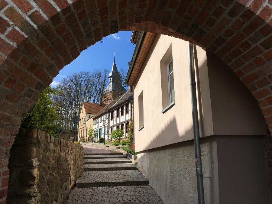 Stadttor von Sternberg