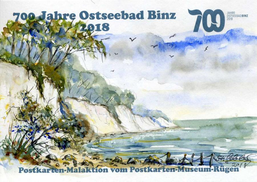 Stefan Gebler-60 Jahre- Putgarten Kap Arkona