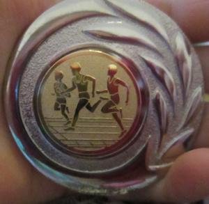 Sponsorenlauf Medaille 2