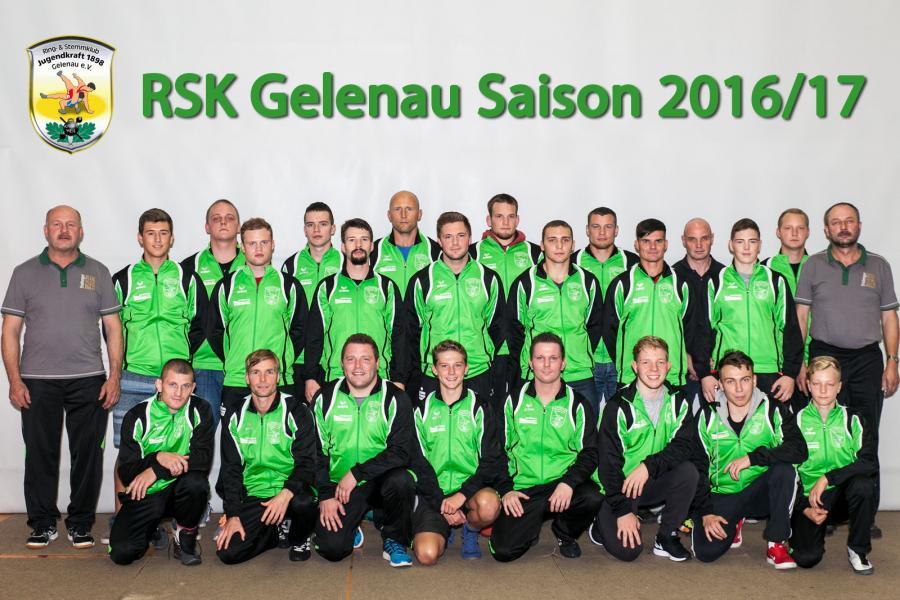 Mannschaft 2016-