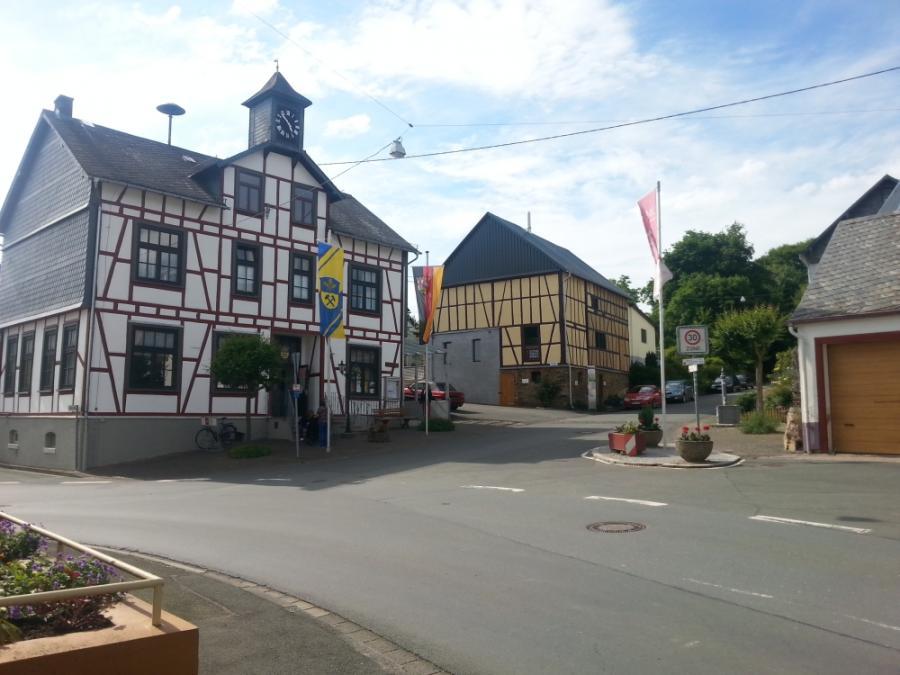 Dorfplatz 2014