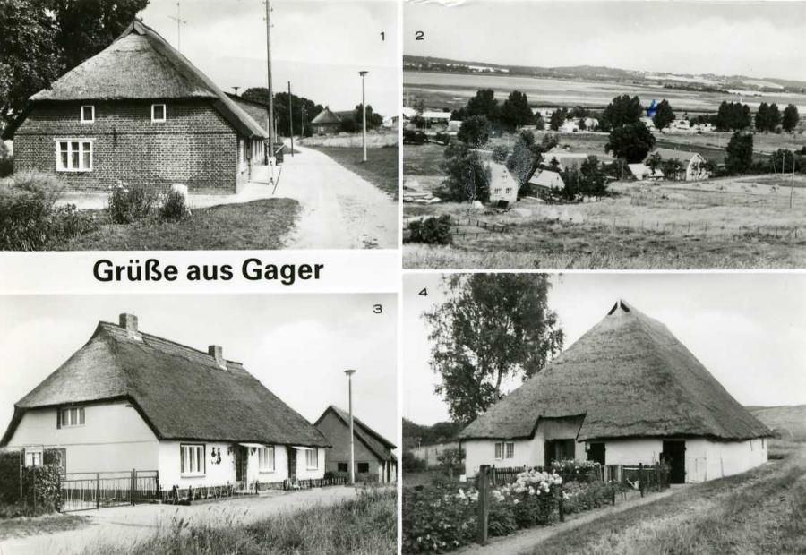 Grüße aus Gager