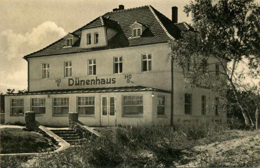 6 Juliusruh HOG Dünenhaus 1961