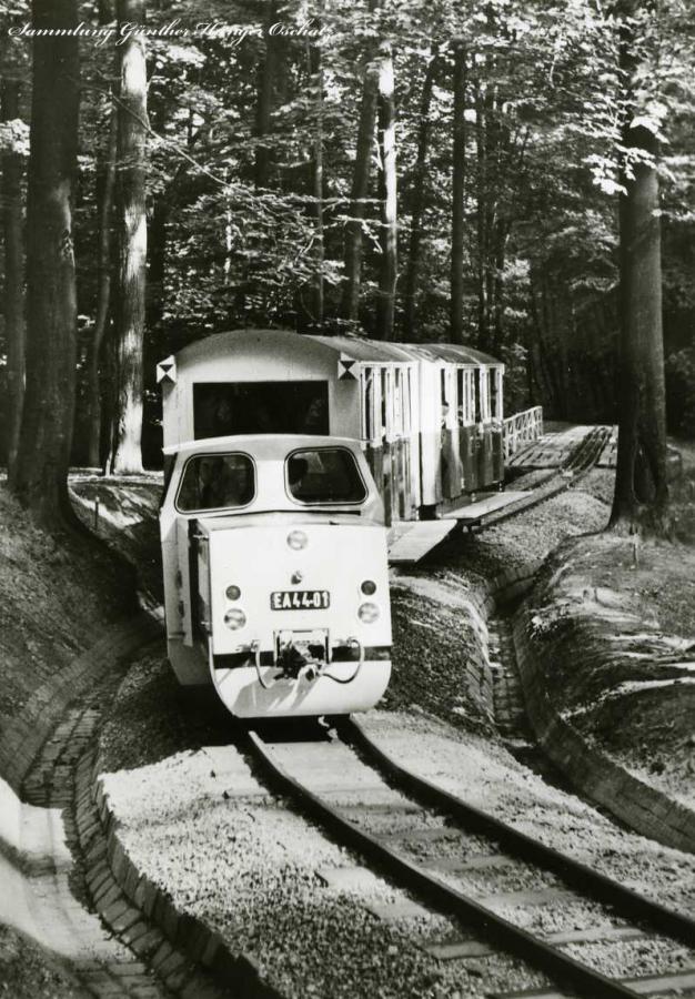 Pioniereisenbahn der Stadt Gera