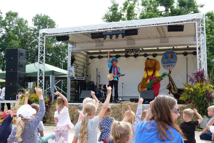 19. Regionalparkfest - Ulf der Spielmann