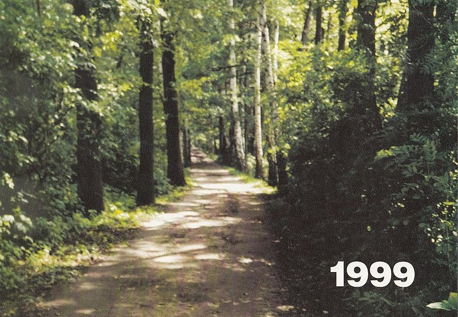 Titel Schulkalender 1999