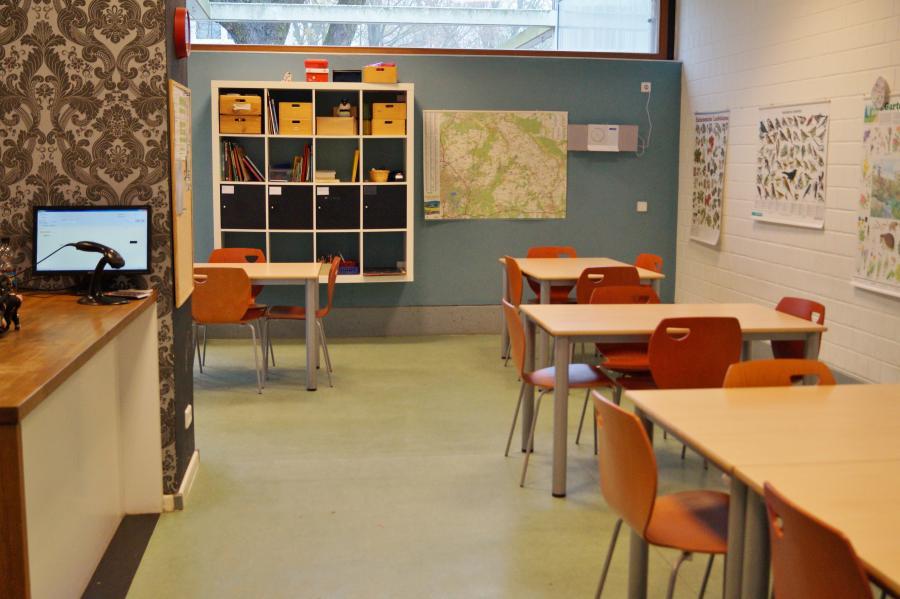 Neubau - Kindercafe