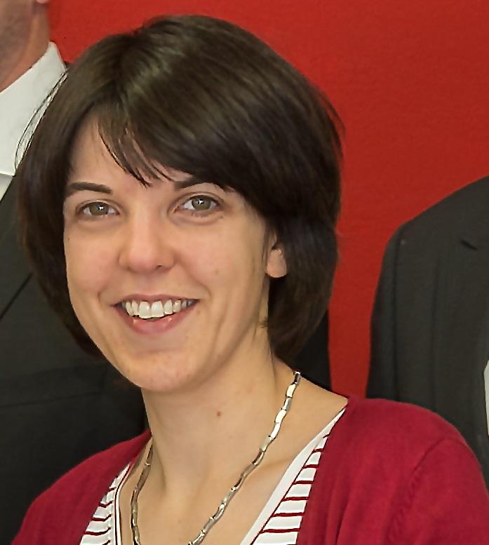 Gymnastikwartin Britta Könnecker