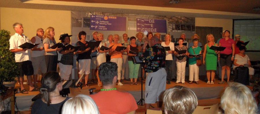 Gemeinsamer Chor