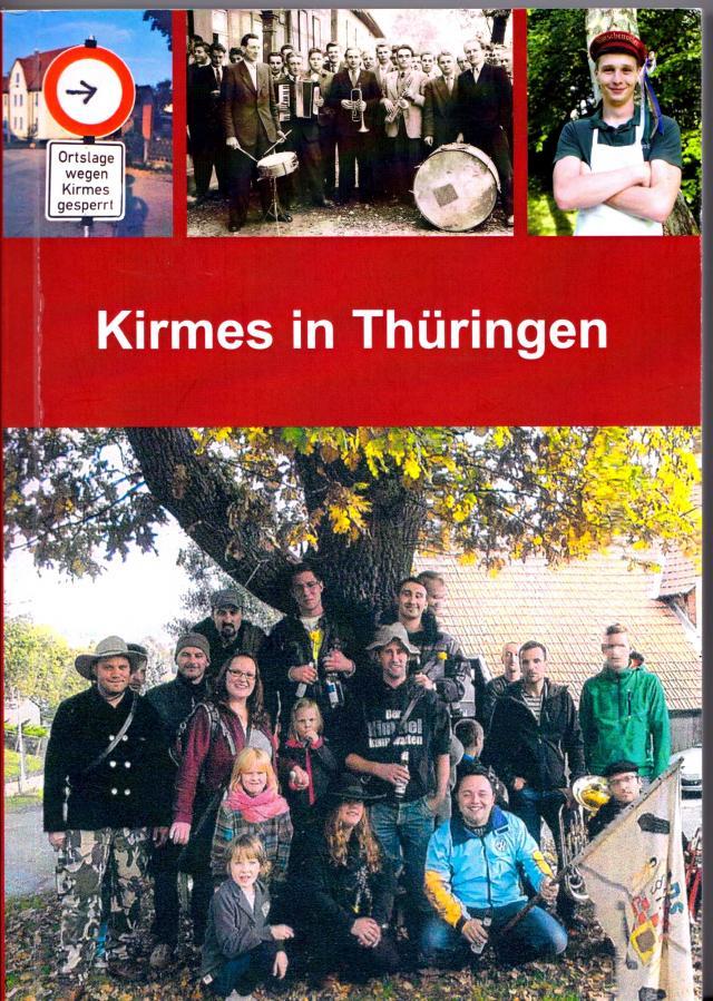 """Buch """"Kirmes in Thüringen"""""""
